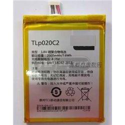 One Touch Idol X 6040 аккумулятор TLp020C2 2000mAh оригинал