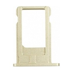 iPhone 6S Plus контейнер (слот) nanoSIM gold