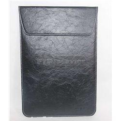 """Macbook Air 11"""" Discoverybuy чехол-конверт кожаный черный"""