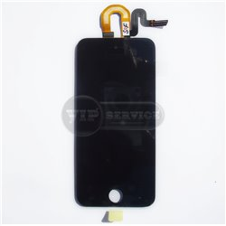 iPod touch 5-ое поколение дисплей черный