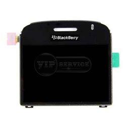 Blackberry 9000 001 дисплей черный