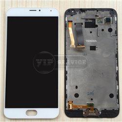 MX5 дисплей комплект белый