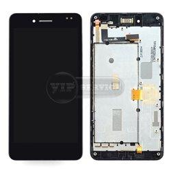 Padfone 3 дисплей комплект черный