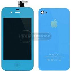 iPhone 4 дисплей, голубой