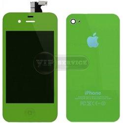 iPhone 4 дисплей, зеленый