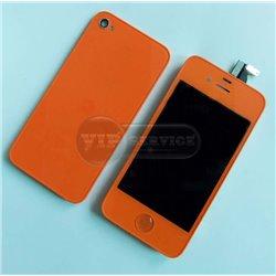 iPhone 4 дисплей, оранжевый