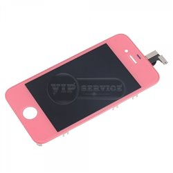 iPhone 4S дисплей, розовый