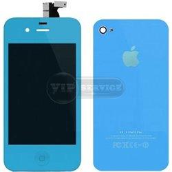 iPhone 4S дисплей, голубой