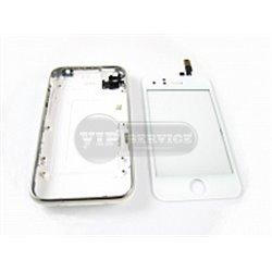 iPhone 3G комплект (модуль) дисплей, белый