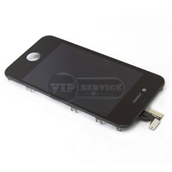 iPhone 4 дисплей, черный