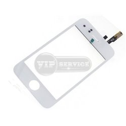 iPhone 3GS cенсор (тачскрин), белый