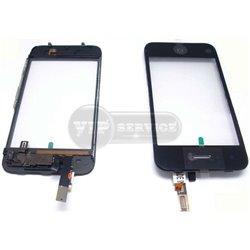 iPhone 3GS cенсор (тачскрин), черный