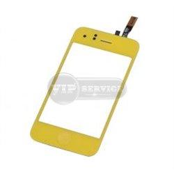iPhone 3GS cенсор (тачскрин), желтый