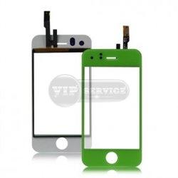 iPhone 3GS cенсор (тачскрин), зеленый