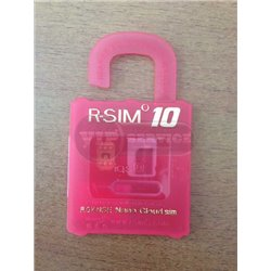 Turbo Sim R-SIM10 для iPhone 5/5C/5S/6 iOS7.X/8X