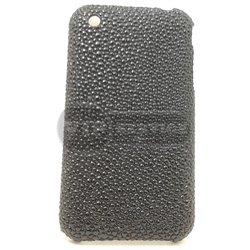 iPhone 3G чехол-накладка пластиковый,черный