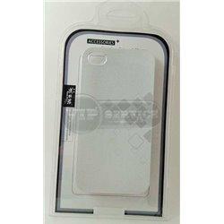 iPhone 4/4S чехол-накладка «Flower shows» пластиковый, белый