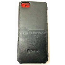 IPhone 5/5S чехол-блокнот Zenus Premium Leather Case кожанный со слотом для пластиковых карт,черный