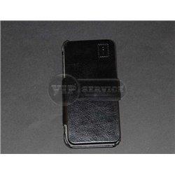 iPhone 5/5S чехол-книжка iCarer, кожа, черный