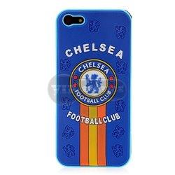 iPhone 5/5S чехол-накладка, «Chelsea Football club» пластиковый