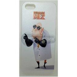 iPhone 5/5S чехол-накладка, «Dr.Nefario Despicable Me 2» пластиковый