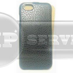 iPhone 6/6S чехол-блокнот iCarer кожаный на магнитной застежке, черный