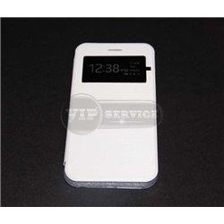 iPhone 6/6S чехол-книжка, экокожа, белый