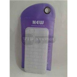 iPhone 6/6S чехол-накладка силиконовый, белый