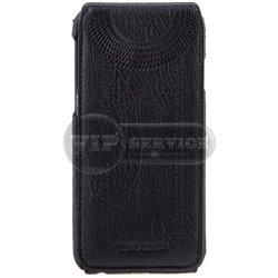 iPhone 6 Plus/6S Plus чехол-блокнот Pierre Cardin Genuine Leather PCL-P04 кожаный, черный