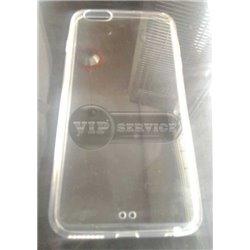 iPhone 6 Plus/6S Plus чехол-накладка силиконовый, прозрачный
