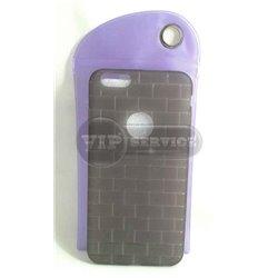 iPhone 6 Plus/6S Plus чехол-накладка силиконовый, черный