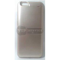 iPhone 6/6S Plus чехол-аккумулятор Power case 4200mAh, золотой