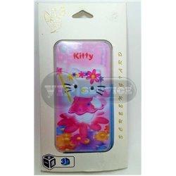 "iPhone 4/4S виниловая наклейка 3D ""Kitty"""