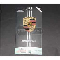 "iPhone 5/5S виниловая наклейка Kubao ""Porsche"""