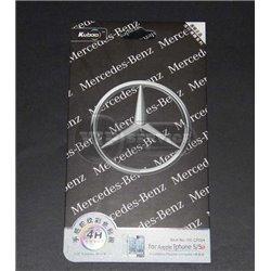 """iPhone 5/5S виниловая наклейка Kubao """"Mersedes-Benz"""""""