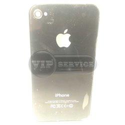 iPhone 4 задняя крышка, стальная