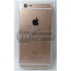 iPhone 5 задняя крышка под iPhone 6, золотая