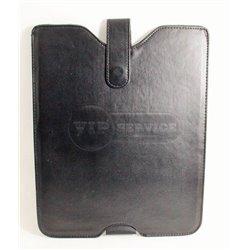 iPad 2/3/4 чехол-футляр, кожаный, черный