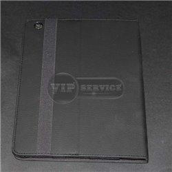 iPad 2/3/4 чехол-книжка Incase, кожаный, черный