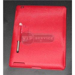 iPad 2/3/4 чехол-книжка iCoat OZAKI, кожаный, красный