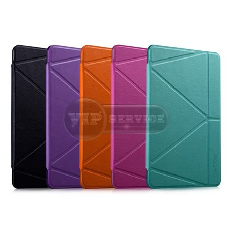 iPad Air чехол-книжка The Core, экокожа, черный