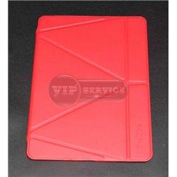 iPad Air 2 чехол-книжка The Core, экокожа, красный