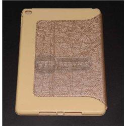 iPad Air 2 чехол-книжка The Core, экокожа, бежевый