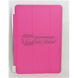 iPad mini 1/2/3 накладка, поликарбонат, розовая
