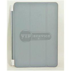 iPad mini 1/2/3 накладка, поликарбонат, серая