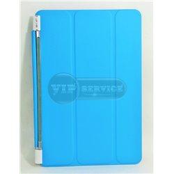 iPad mini 1/2/3 накладка,поликарбонат, голубая