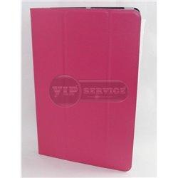 iPad mini 1/2/3 чехол-книжка Momax, экокожа, розовый