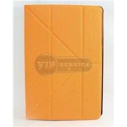 iPad mini 1/2/3 чехол-книжка Momax, экокожа, желтый