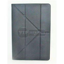 чехол-книжка iPad Mini 1/2/3 Momax соты черный экокожа