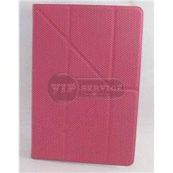 чехол-книжка iPad Mini 1/2/3 Momax соты розовый экокожа